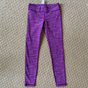 Ivivva Leggings, Purple size 7.  Like new